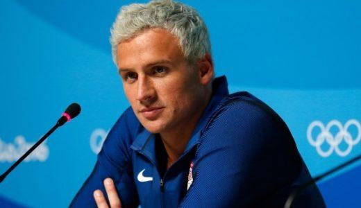 ライアン・ロクテ(水泳)ドーピング!リオデジャネイロ・オリンピックで強盗偽証も!SNSは?経歴や奥さん・子供は?