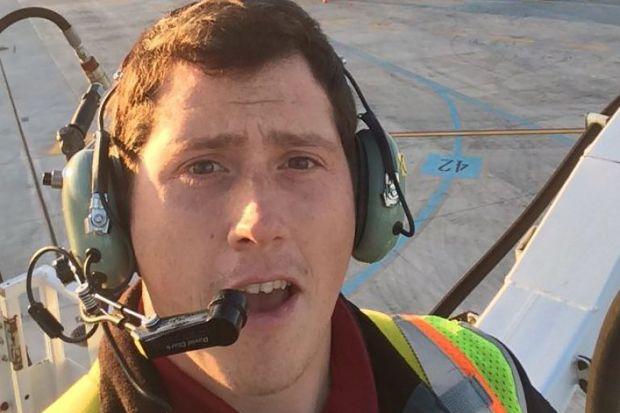 【旅客機・盗難・墜落】犯人のリチャード(ホライゾン航空)最後の通話。経歴、結婚や子供は?整備士?動機は?