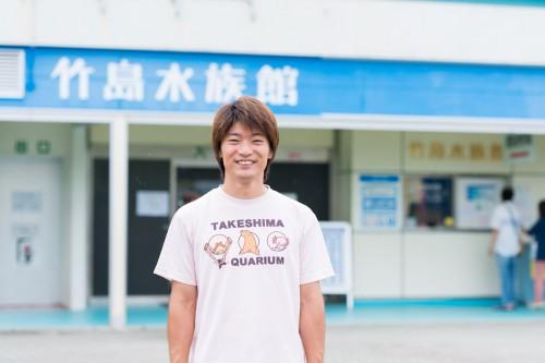 激レアさん 小林龍二(水族館)が改革した竹島水族館の評判や場所!プロフィールも!