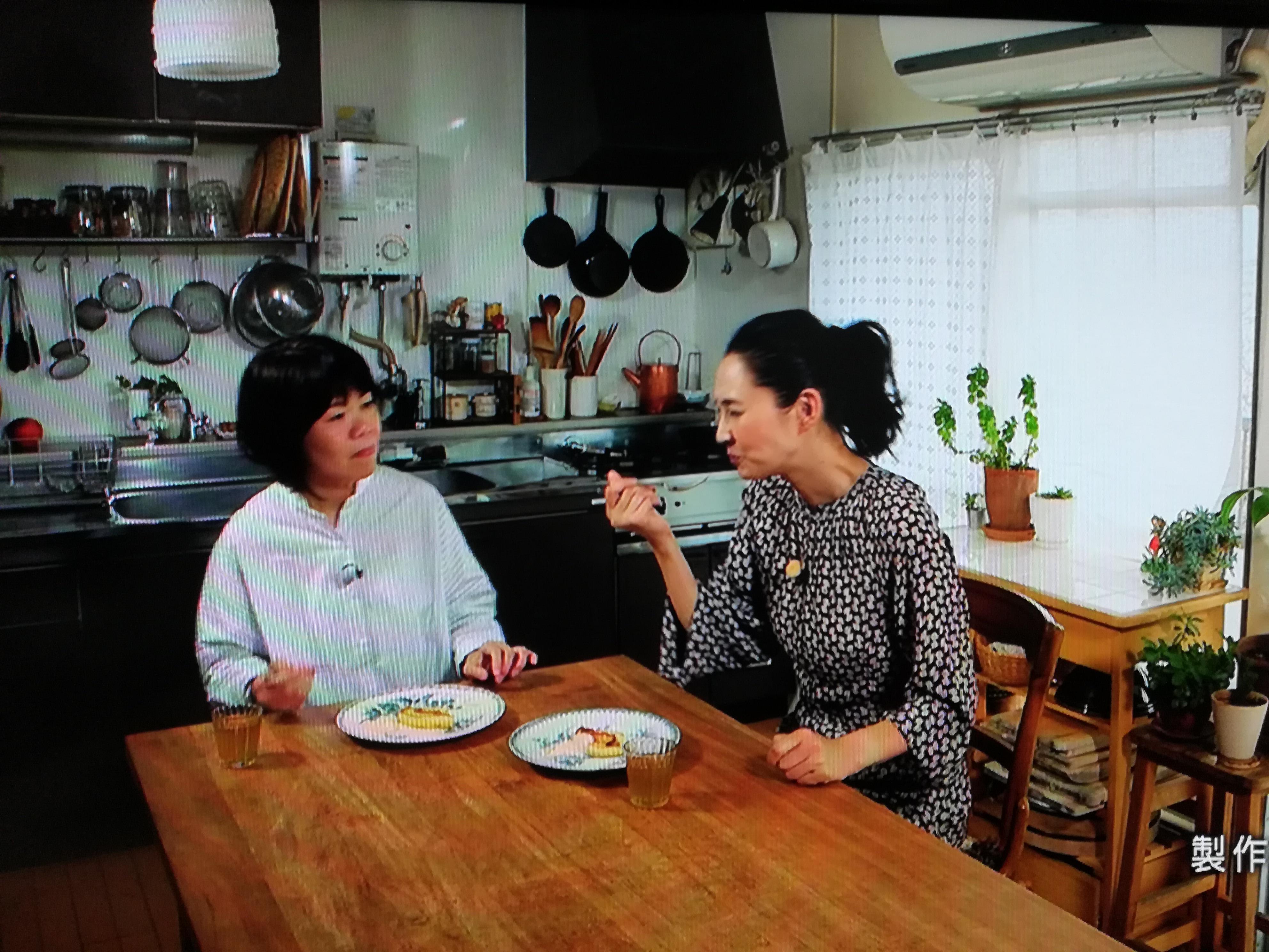 今井ようこ(料理家)の経歴は?マクロビのお菓子教室や自宅が素敵!夫や子供は?【暮らしのレシピ】