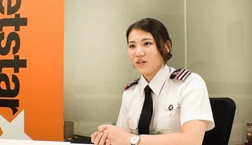 長瀧矢永子(ジェットスター・女性パイロット)の高校大学や年収は?!経歴や訓練がすごい!【セブンルール】