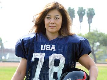 激レア ヒロコ (鈴木弘子・ベティ・54歳)のアメフトチームや身長体重、プロフィール!美人だけど結婚した夫や子供は?
