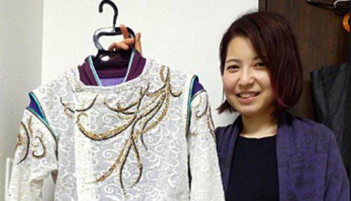 伊藤聡美(フィギュア衣装)の作品画像が素敵すぎる!羽生結弦の「SEIMEI」や、宇野昌磨も?学校や経歴は?